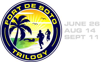 Fort DeSoto Triathlon Trilogy